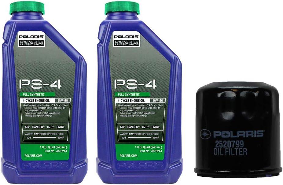 Amazon Com Polaris Sportsman Sp570 4x4 Efi Eps Touring Oem Oil Change Kit 2877473 Automotive