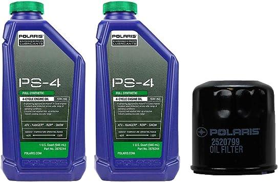 Oil Filter for ATV//UTV POLARIS Magnum 325 2x4//2x4 HDS 2000-2002