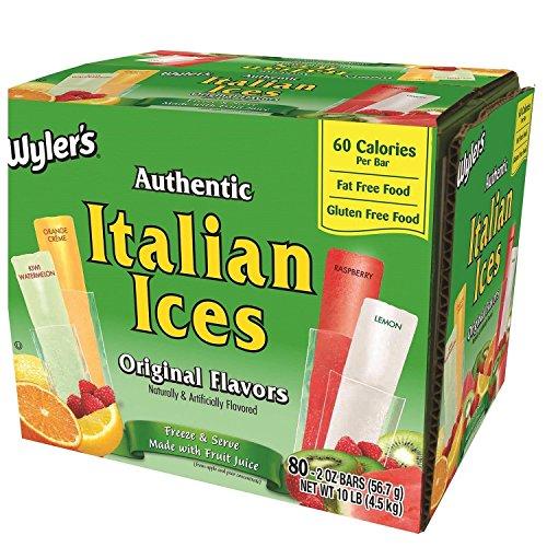 wyler's italian ice