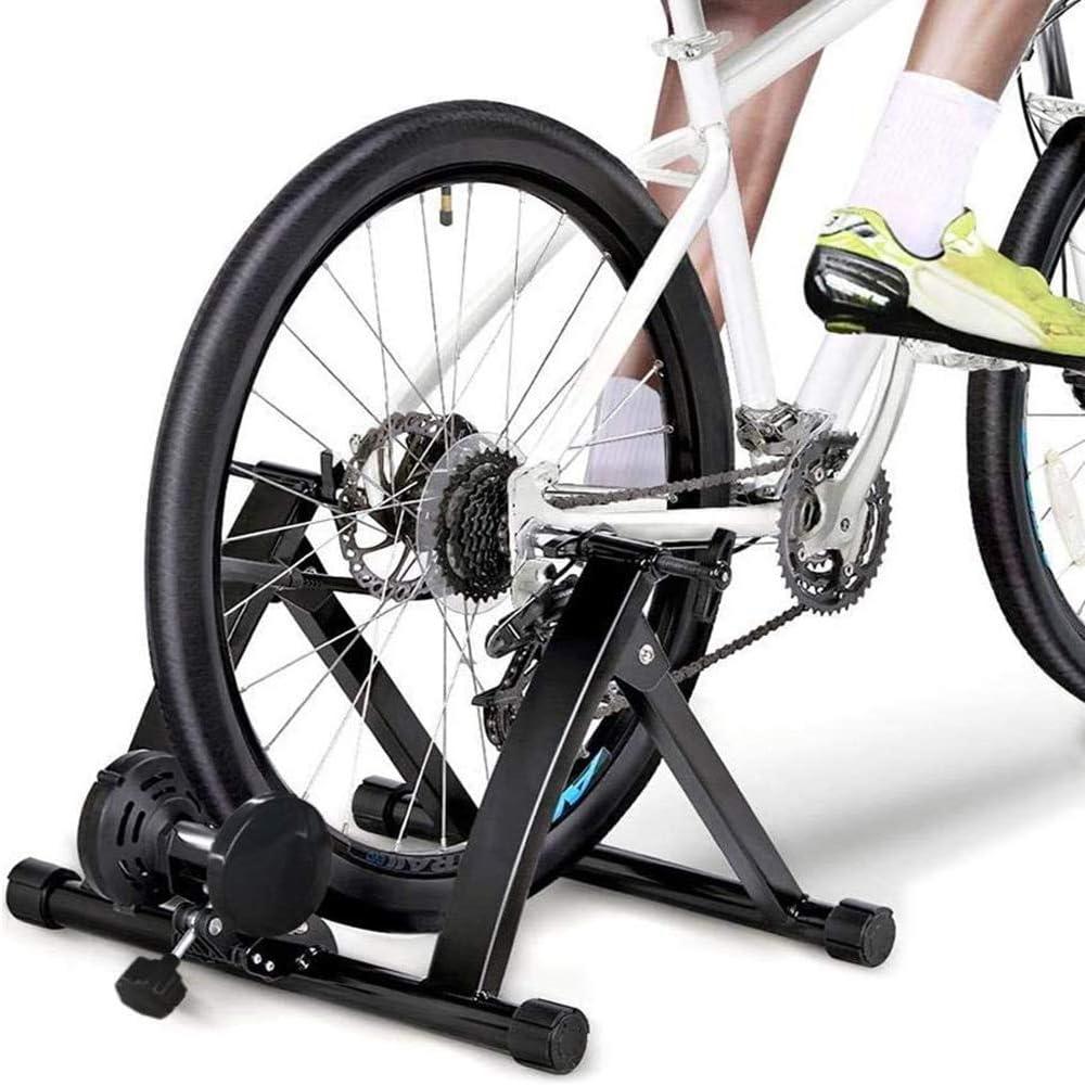 Rápido-Lanzamiento Reducción De Ruido,magnética Soporte De La Bici ...