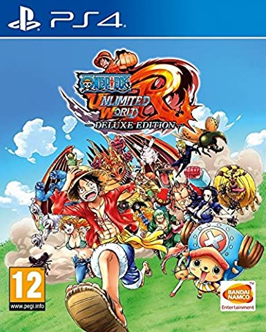 One Piece Unlimited World Red Deluxe Edition: Amazon.es: Videojuegos