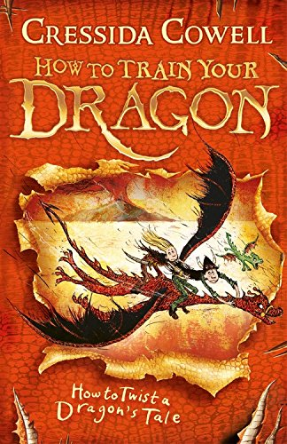 How to Twist a Dragon's Tale: Book 5 (How To Train Your Dragon)