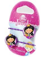 Disney Princesses [H7310] - Paire de barrettes 'Princess Jewels' violet
