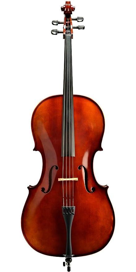 Amazon.com: bellafina Sonata Series Hybrid Cello Outfit ...