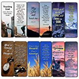 Religious Bookmarks Cards for Men Women About