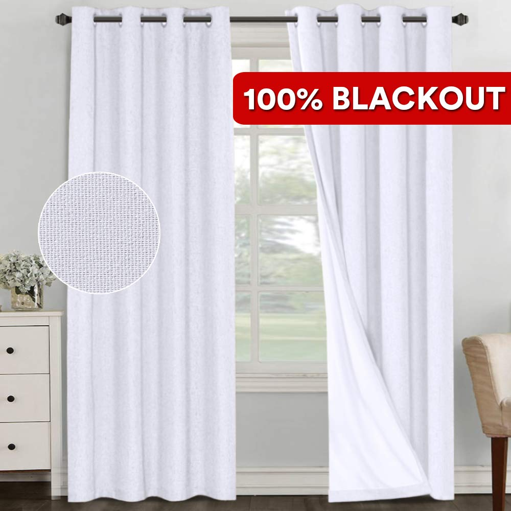 Primebeau Sound And Light Blocking Curtains