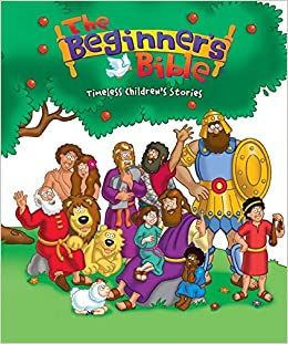 The Beginner S Bible Timeless Children S Stories Kelly Pulley 9780310709626 Amazon Com Books