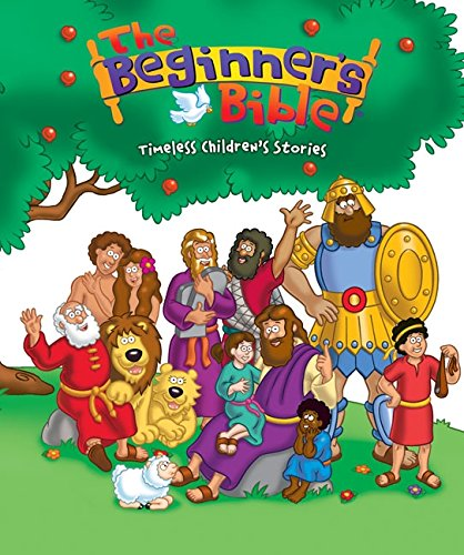 The Beginner's Bible: Timeless Children's Stories: Kelly Pulley:  9780310709626: Amazon.com: Books