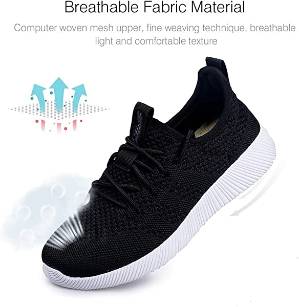 Kivors Men Breathable Mesh Sneakers Gym Casual Shoes SlipOn Lightweight Outdoor Athletic Training Shoe