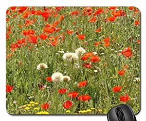 All Over the Place Mouse Pad, Mousepad (Flowers Mouse Pad)