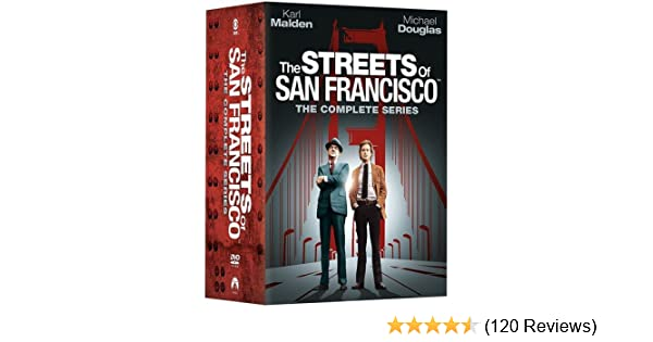 Amazon com: Streets of San Francisco: The Complete Series