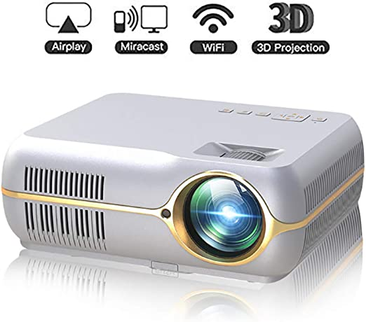 siberiantiger Proyector Android WiFi,Proyector RatóN InaláMbrico ...