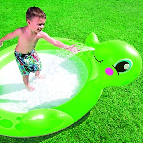 Color baby piscina juegos tortuga 130l for Piscina para tortugas