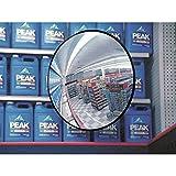See All PLX18 Circular Acrylic Indoor Convex Security Mirror, 18