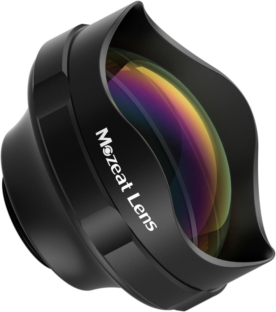 Mozeat Lente Telefoto 3X HD para Móvil, 3X Primer Plano, Sin Distorsión Ni Círculo Oscuro, Adecuada para Smartphones Teléfono Inteligente iPhone 6s, 6s Plus, Samsung Galaxy, Android: Amazon.es: Electrónica