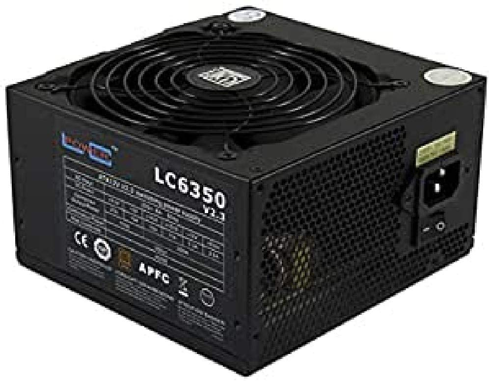 Lc Power Lc6350 V2 3 80 Plus Super Silent Computer Zubehör