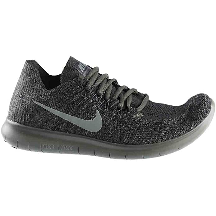 NIKE Mens Free Run Flyknit 2017 Training Shoes Amazon.co.uk Shoes  Bags