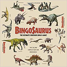Bingosaurus: The Ultimate Dinosaur Bingo Game! Download
