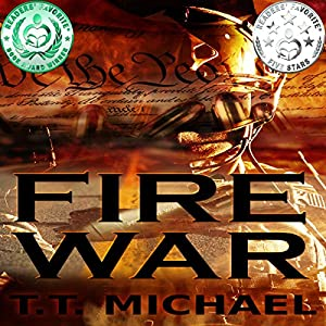 Fire War Trilogy Box Set Audiobook
