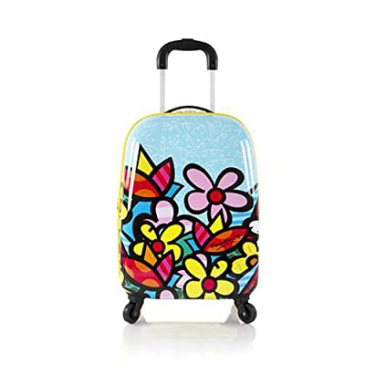 good HEYS Britto Tween Spinner Carry-On Luggage