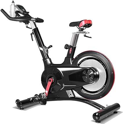 Bicicleta Estática Spinning Bike Giratoria 22kg Volante de ...