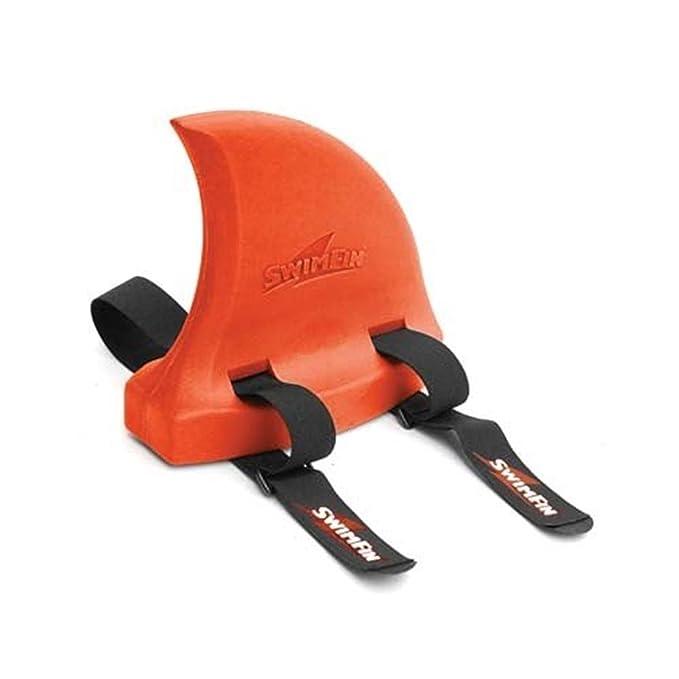Xtrem Toys 00534 Flotador Aleta de Tiburón, Naranja: Amazon.es: Juguetes y juegos