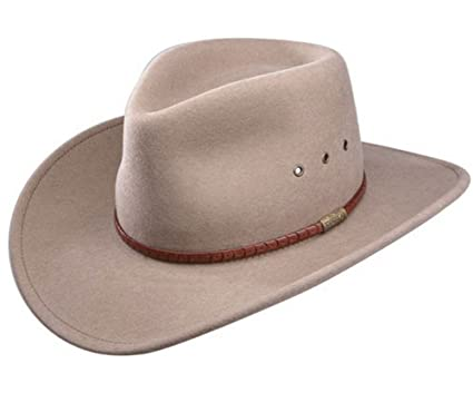 ba44175048ce9 Image Unavailable. Image not available for. Color  The Moab Crushable Wool  Stetson Hat ...