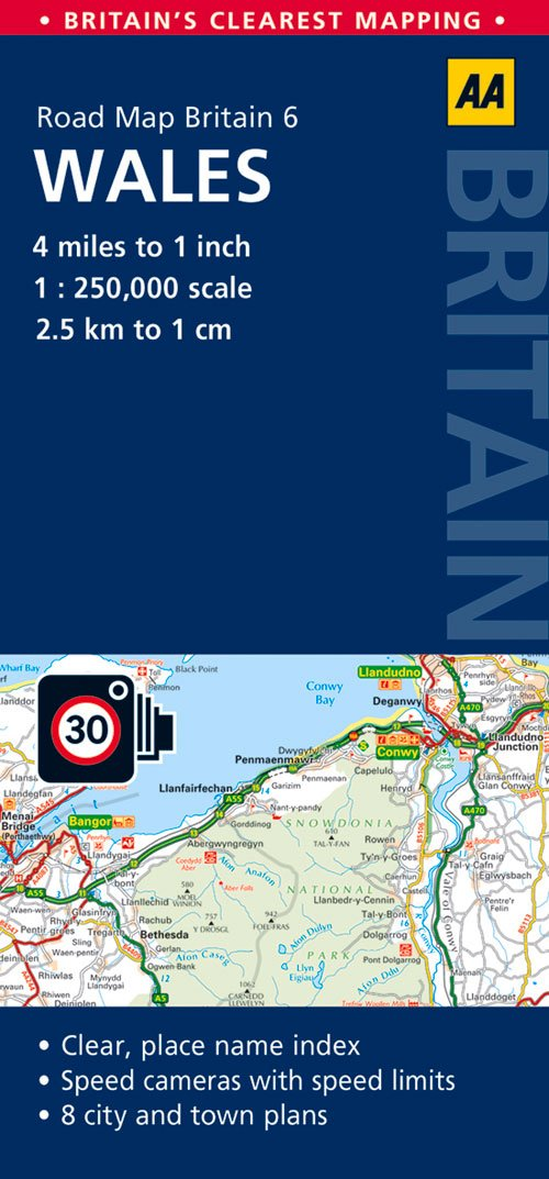 Wales Road Map (AA Road Map): AA Publishing: 9780749577155: Amazon on economic map, climate map, political map, travel map, need for driving directions map, resource map, blank map, paper map, grid map, trail map, dot map, physical map, world map, cartoon map, city map, treasure map, thematic map, us radar map, state map, park map,