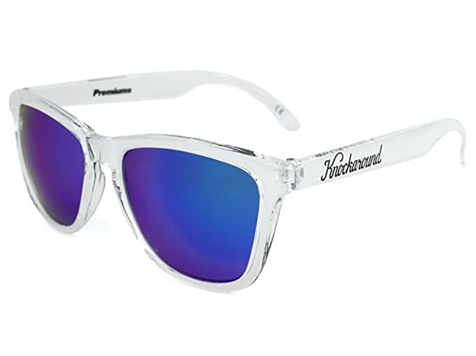 Gafas de sol Knockaround Classic Premium Clear / Moonshine