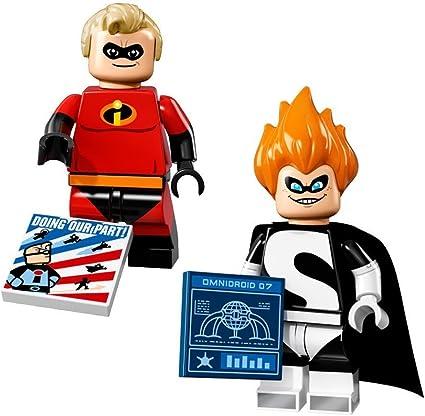 Syndrome Disney LEGO® Minifiguren 71012