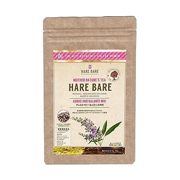 HARE-BARE 「あれ?イライラは?」1包にチェストベリー1000mg配合 女性のバランスハーブティー ハレバレ