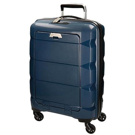Movom Geometric Equipaje de Mano, 55 cm, 38 litros, Azul
