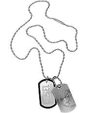 Diesel Herren-Collier, Silber DX0011040