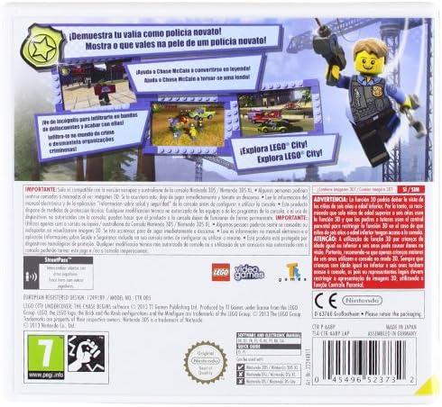 Lego City Undercover: The Chase Begins: Amazon.es: Videojuegos