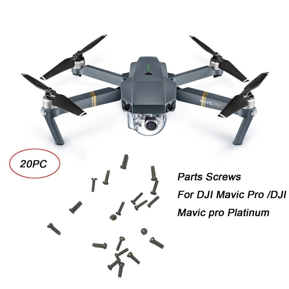 Diadia Mavic Pro Drone Parts - Tornillos para DJI Mavic Pro (parte ...