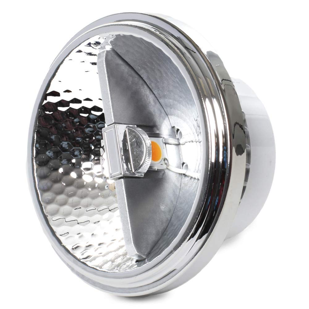 Greenice | Ampoule à Led AR111 15W AC 230V 1000LM 24º GU10 - Kimera | Blanc Neutre