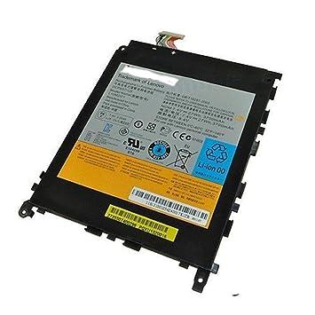 BPXbatería del ordenador portátil L10M2I21 Battery 3700mAh/27Wh para Lenovo IdeaPad K1 Tablet: Amazon.es: Electrónica