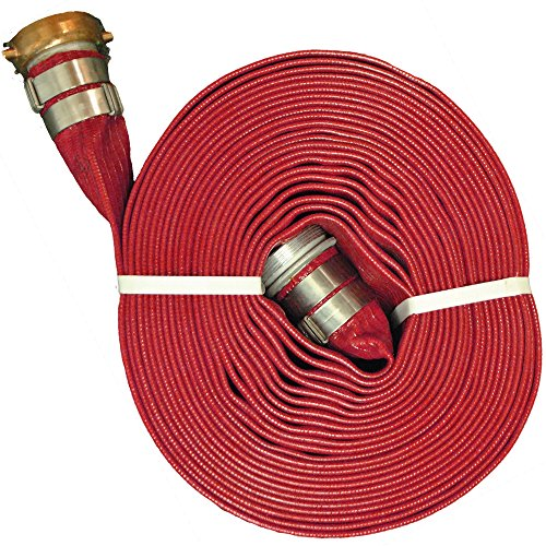 JGB Enterprises A008-0321-1650NU Eagle Red PVC Discharge Hose, 2