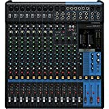 Yamaha MG16XU - 16-Input Mixer with Built-In FX and