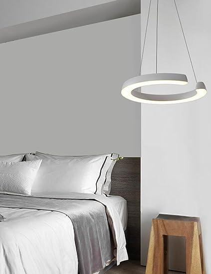 ZHANWEI Arañas Creativas,Lámparas de Techo Simple Lámpara De ...