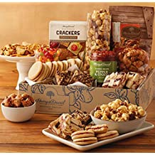 Harry and David Deluxe Sweet and Salty Gift Box