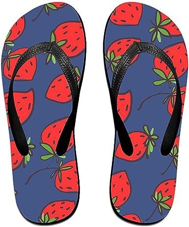 Unisex Summer Beach Slippers Octopus Flip-Flop Flat Home Thong Sandal Shoes