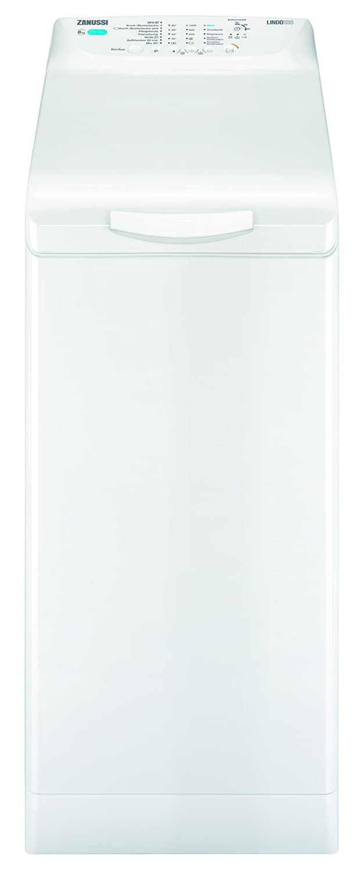 Zanussi ZWQ61014C - Lavadora (Independiente, Color blanco ...