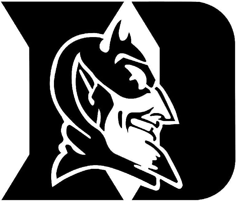 AdecalsNew Duke Blue Devils Man Cave College Wall Decor Decal Vinyl Sticker Made in USA Fast DELIVERY!