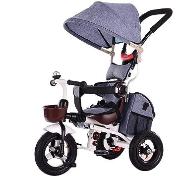 Amazon.com: YUMEIGE niños triciclos niños triciclo de ...