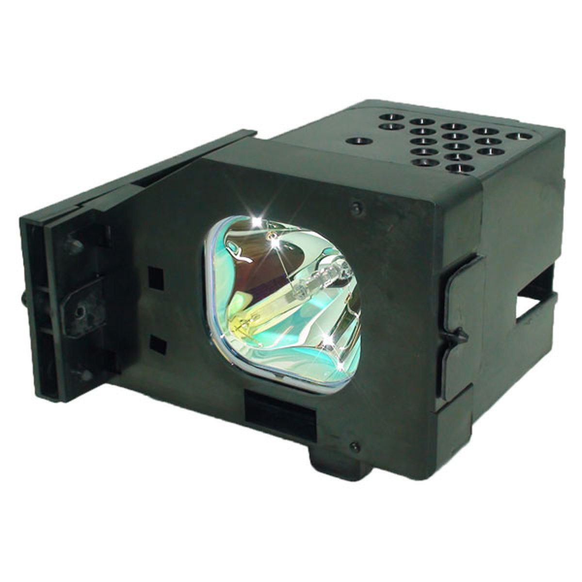 AuraBeam Replacement Lamp For Panasonic PT-50LC14 TV with Housing