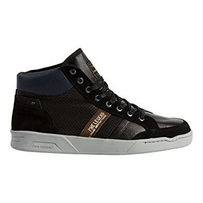 PME Legend Stealth Mid Oil Pitstop/Silk Suede