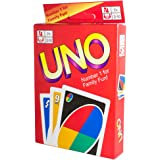 5.7×8.7CM 108 Cards UNO Playing Cards Game For Family Friend Travel Party Instruction Fun Toy