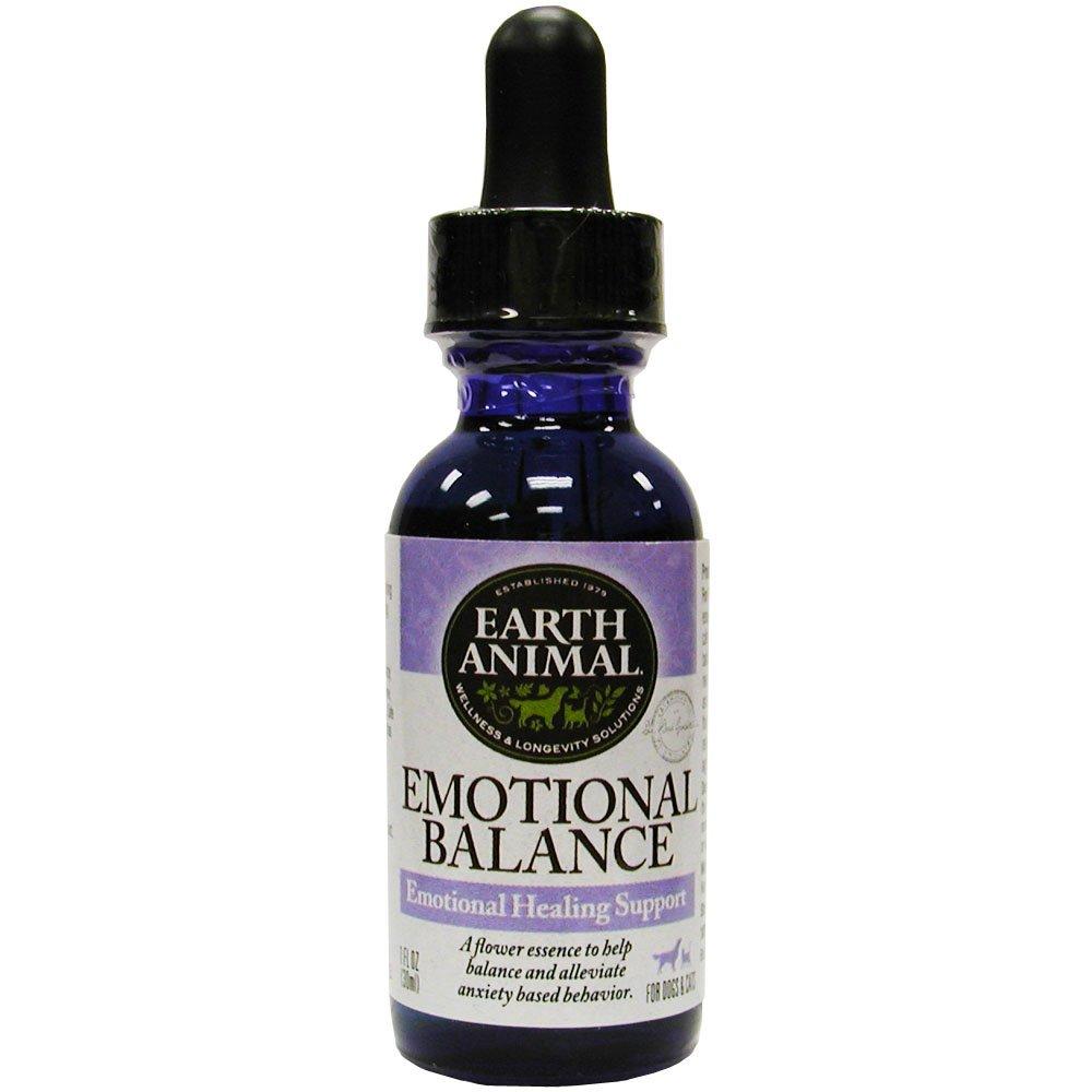 Earth Animal Emotional Balance Dog Anxiety Remedy 1 oz