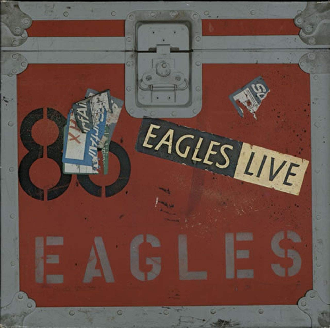 Ranking TOP11 Eagles Live + Poster Special price